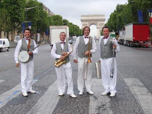 orchestre jazz à paris
